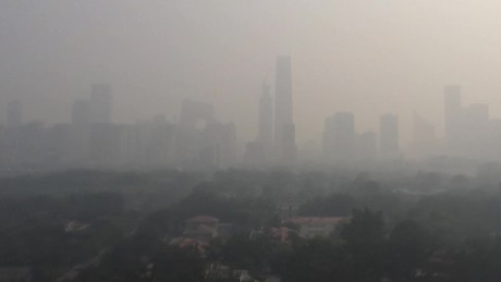 Why is Beijing's smog so bad?