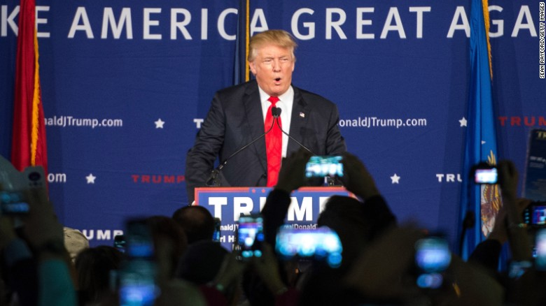 Donald Trump: Ban all Muslims from entering U.S.
