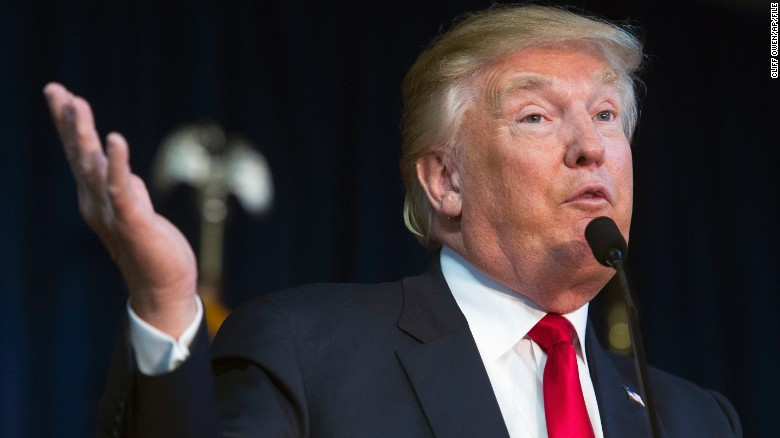 The things Donald Trump has said about Muslims