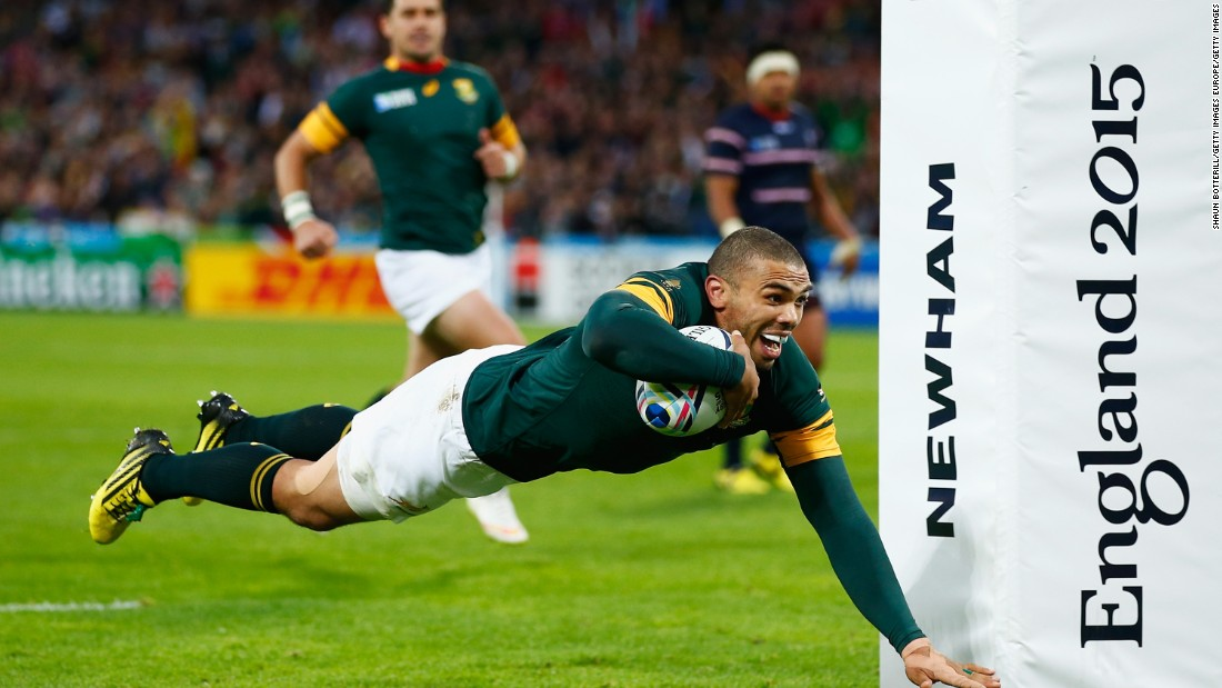 South Africa's record try-scorer Bryan Habana is another of rugby union's big names keen to play at the Olympics. He is one of several Springboks players included in a provisional squad for the 2015-16 World Series.