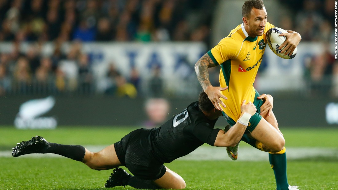 Australian fly-half Quade Cooper could also follow his close friend and fellow part-time boxer Williams to Rio after securing a clause in his Toulon contract to play sevens.