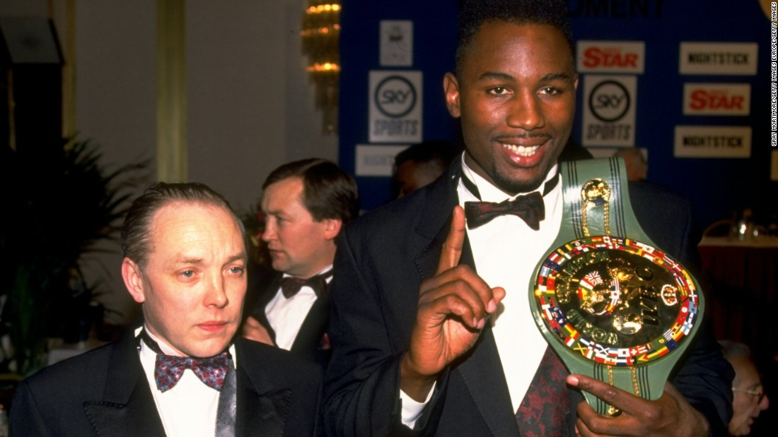 Notable former winners of the prestigious SPOTY award include former world heavyweight champion Lennox Lewis, who was managed by Maloney.