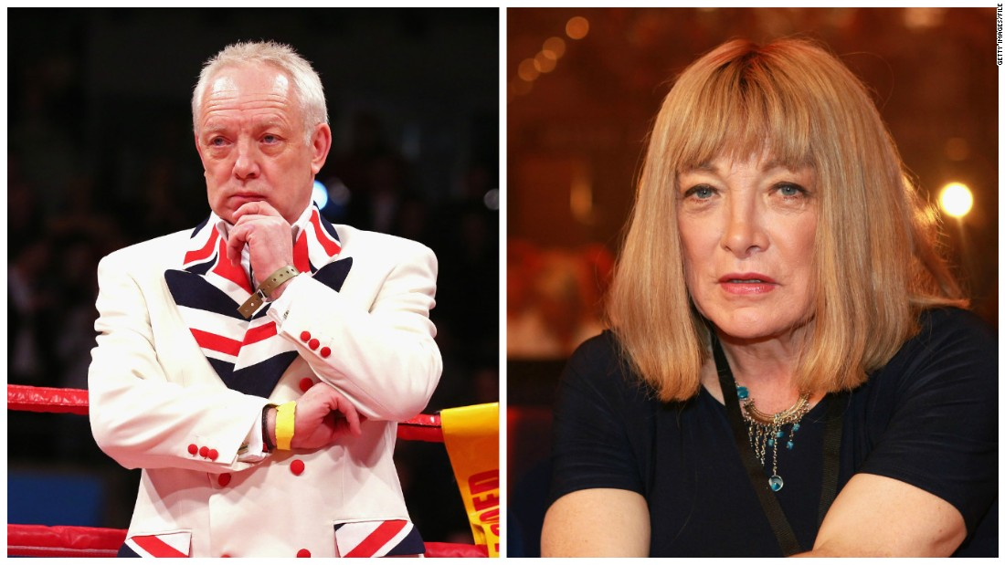 "After transitioning in March 2014, British boxing promoter Frank Maloney is now<a href=""http://www.blinkpublishing.co.uk/index.php/frankly-kellie/"" target=""_blank""> Kellie.</a>"