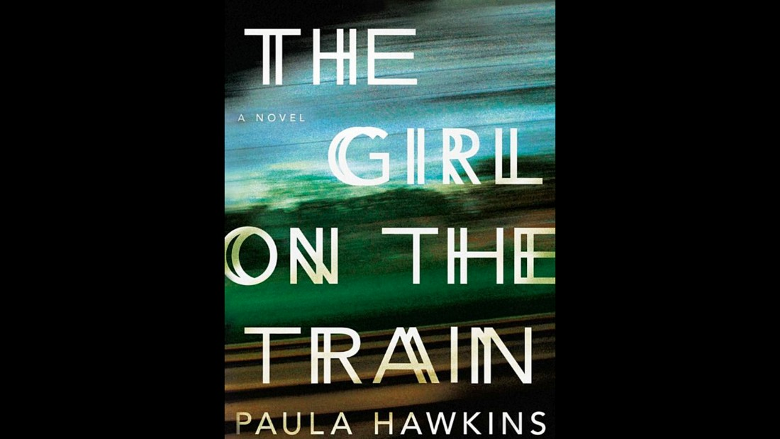 """The Girl on the Train"" by Paula Hawkins tops Amazon's list of best-selling books of 2015. Hawkins' debut thriller was also the best-selling Kindle book and the most ""wished-for"" book on the site. Click through the gallery to see the rest of Amazon's top 10 best-sellers."