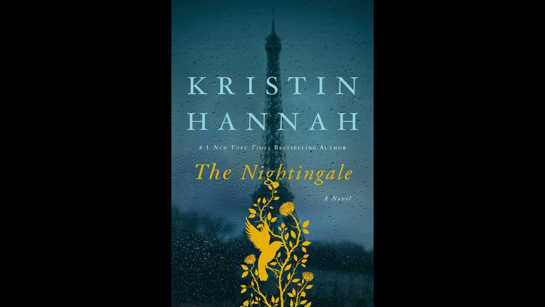 "Popular thriller writer Kristin Hannah turns to historical fiction in ""The Nightingale"" to tell the story of two sisters serving in France's underground during World War II.<br />"