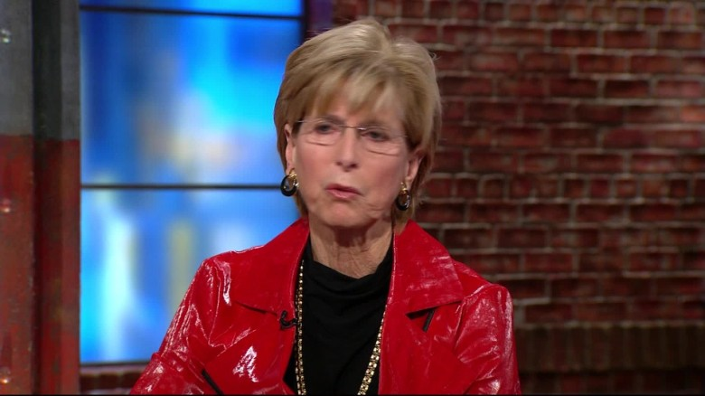 Christine Todd Whitman: Trump's Muslim comments like Hitler's
