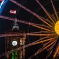 christmas market berlin ferris wheel