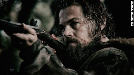 Still of Leonardo DiCaprio in The Revenant (2015)