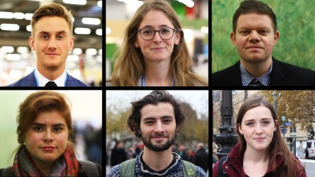 Your messages for COP21 leaders