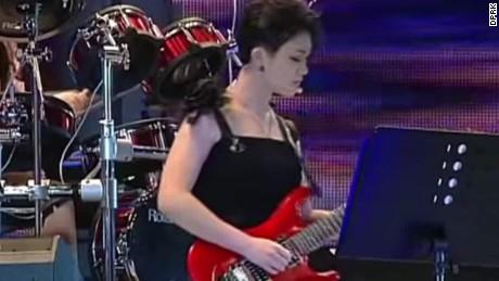 north korea girl band china moos pkg erin _00000216