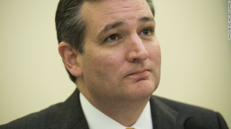 Ted Cruz struggles to gain support from Capitol Hill