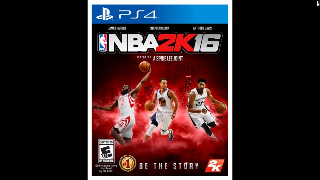 "Reward the hoops fan in your life with the latest edition of the <a href=""https://www.2k.com/nba2k16/buy/"" target=""_blank"">popular NBA 2K series</a>. This version boasts more authentic visuals, especially in the look of actual NBA players. The game lets you guide an aspiring player from high school to the pros, control an entire NBA franchise or hone your skills against other gamers around the world."