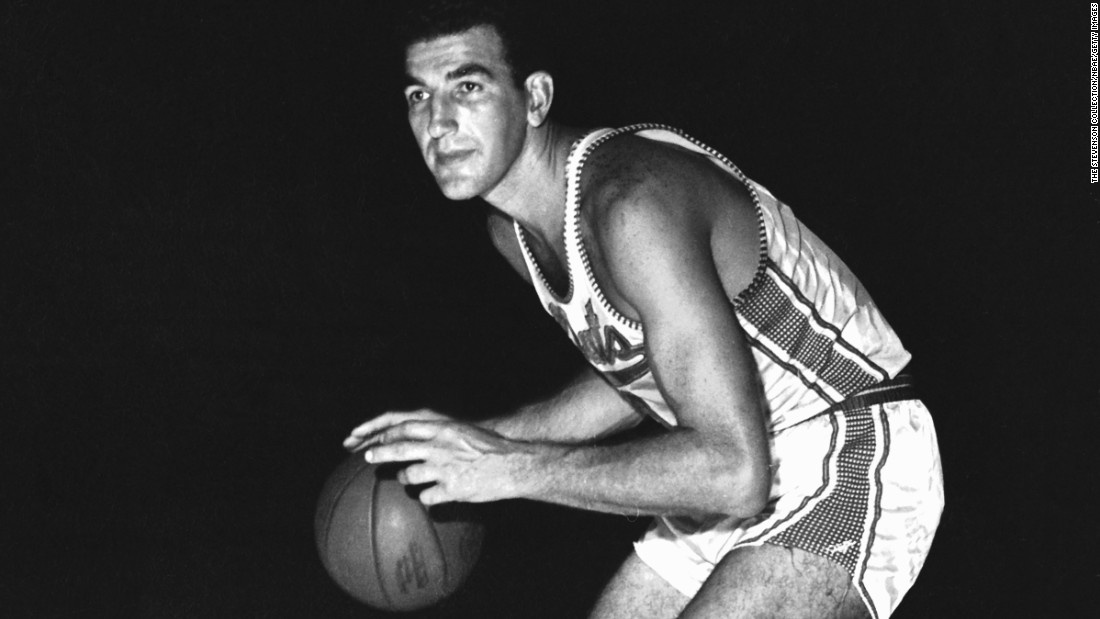 "<a href=""http://www.cnn.com/2015/12/10/us/nba-legend-dolph-schayes-dies-at-age-87/index.html"" target=""_blank"">Dolph Schayes</a>, who was one of the NBA's first superstars and is considered by many to be the best Jewish player in league history, died December 10 after a long battle with cancer, according to NBA.com. He was 87."