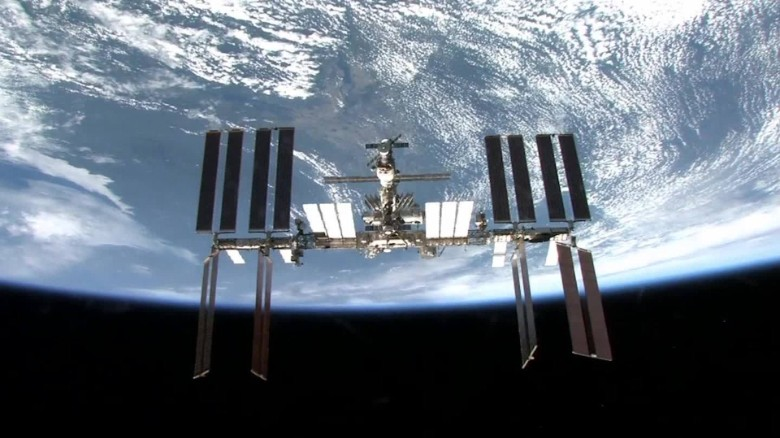 International Space Station hits cosmic milestone