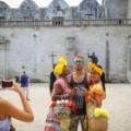 cuba tourists old havana