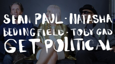sean paul natasha bedingfield toby gad get political artists mullery