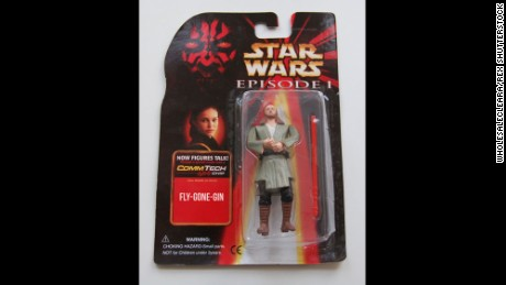 Hilarious knockoff 'Star Wars' toys