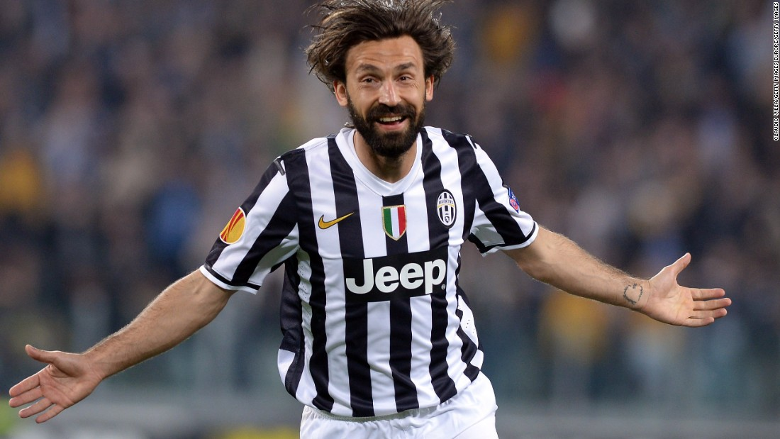 Italian veteran Andrea Pirlo, also featuring in the U.S. MLS with New York City, was another FIFA-registered player invited to take part in the exhibition match but was forced to withdraw.