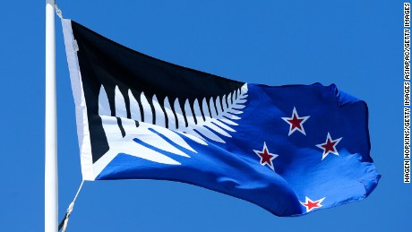 This may become New Zealand's official flag.