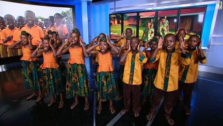 African Children Choir Zain INTV_00000000