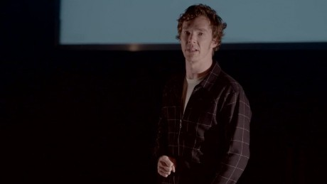 Watch Benedict Cumberbatch performing 'Hate'