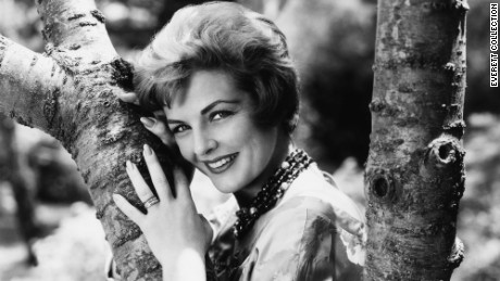 "Marjorie Lord, seen here in 1962, rose to fame on the television series ""Make Room for Daddy."""