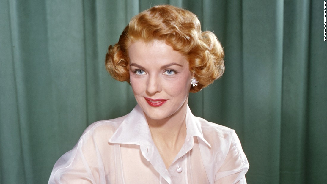 "Film star and TV actress <a href=""http://www.cnn.com/2015/12/12/entertainment/marjorie-lord-dies-feat/index.html"" target=""_blank"">Marjorie Lord</a>, who rose to fame in the Golden Age of Hollywood and on the TV show ""Make Room for Daddy,"" died on November 28, according to daughter Anne Archer. She was 97."