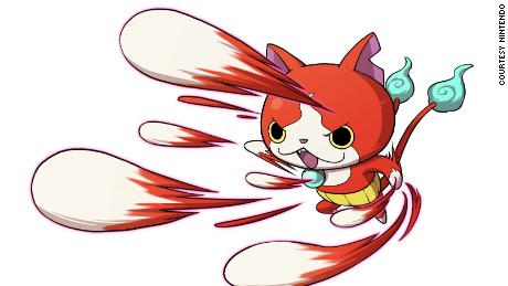Massively popular in Japan, Nintendo has high hopes for Yo-Kai Watch in the U.S.