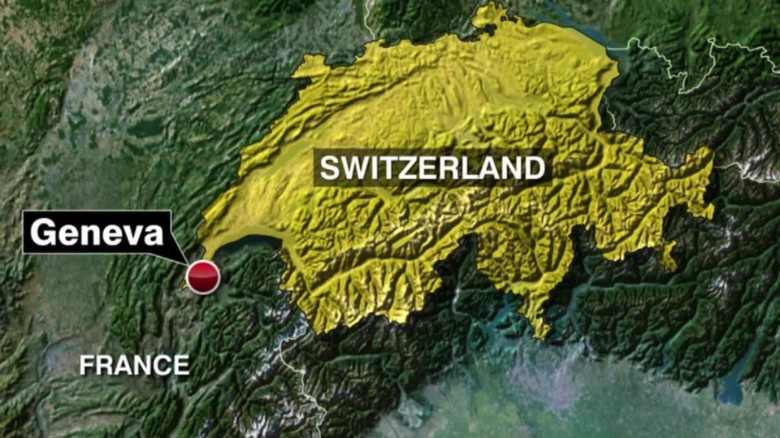 Swiss police arrest two terror suspects