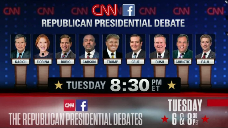 Stage set for final GOP debate of 2015 - CNNPolitics.com