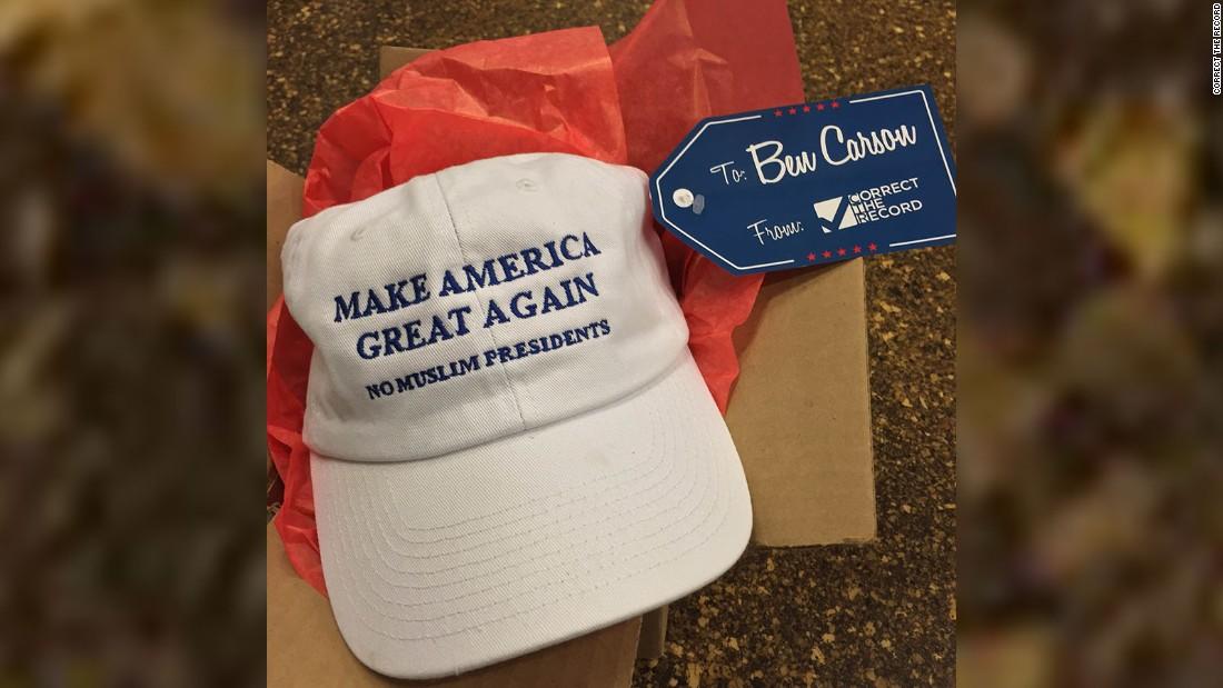 Ben carson hat