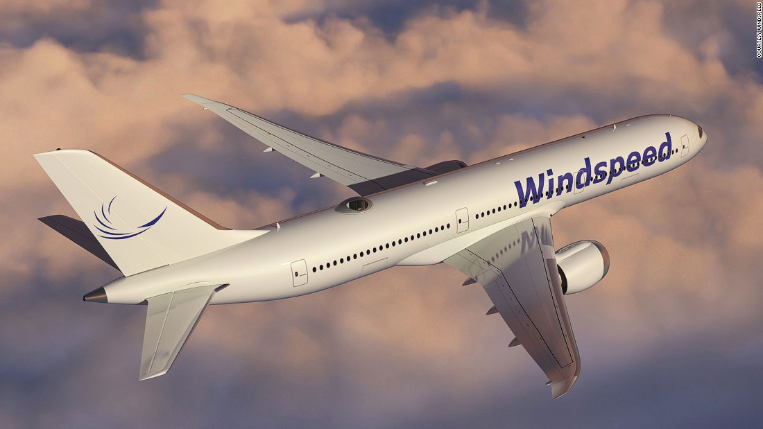 U.S. aerospace tech company Windspeed has filed a patent for aircraft passenger seats that offer a view from the top of a plane.