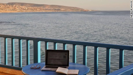 The anti Silicon Valley: Start-up haven blooms in Moroccan paradise