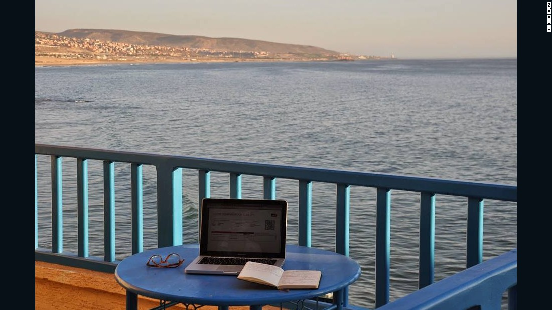 Morocco's West coast is becoming a hot destination for international start-ups who are embracing a less hectic scene and a peaceful and affordable way of life.