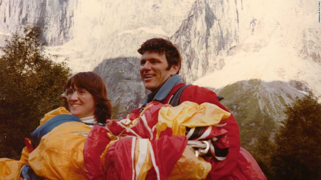 "Jean Boenish said she and her late husband were not ""adrenaline junkies"" or ""daredevils."" ""We were simply ... enjoying an experience of self-discovery, and this happened to be our chosen method,"" she told <a href=""http://www.pri.org/stories/2015-05-25/new-documentary-chronicles-inventor-base-jumping"" target=""_blank"">Public Radio International in May<a href=""http://www.pri.org/stories/2015-05-25/new-documentary-chronicles-inventor-base-jumping"" target=""_blank""></a>. </a>"