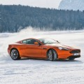 coolest winter driving experiences aston martin