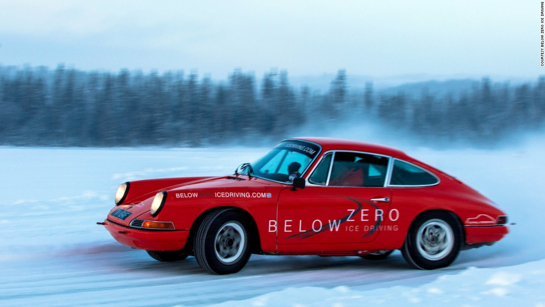 "If classic Porsches are more your style, <a href=""http://www.belowzeroicedriving.com/"" target=""_blank"">Below Zero Ice Driving</a> is the answer. Vintage rally 911s specially prepped for an ice driving course deliver a more visceral thrill than today's near-autonomous autos. Below Zero lays claim to being the only ice driving operator to exclusively use competition cars."