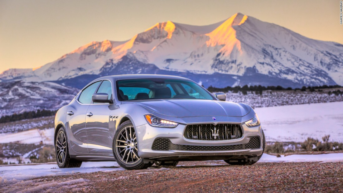 "Maserati has been extolling the inclement weather virtues of the optional Q4 ""on demand"" all-wheel drive system on its Quattroporte and new Ghibli sedan, and <a href=""http://www.maseratiusa.com/"" target=""_blank"">what better venue than Aspen</a> to put it to the test. The marque partners with luxury ski resorts for a fully indulgent experience."