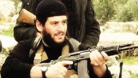 ISIS announces death of top spokesman