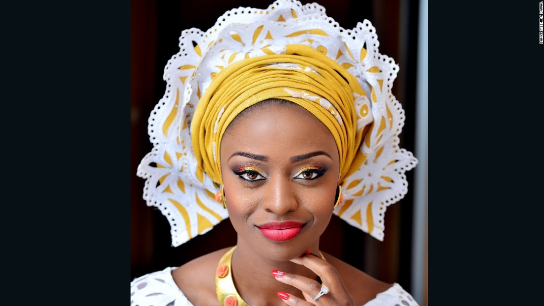 Brides spend hundreds of pounds on makeup artists like Banke to ensure they are picture perfect on their big day.<br />