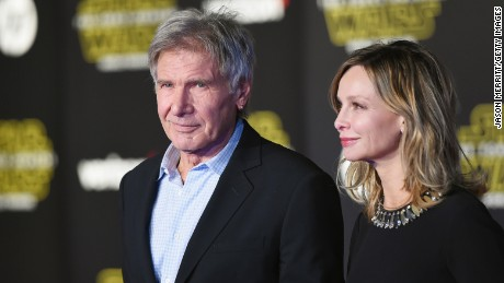 'Star Wars: The Force Awakens' premieres in Los Angeles