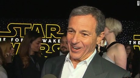 star wars premiere disney ceo bob iger intv bizview_00020319