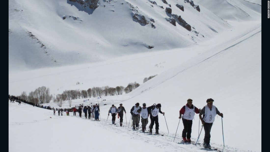 Several of Drury's trips have been arranged through UK company Untamed Borders. The company has a record of notable firsts -- including the first skiing tours of Afghanistan.