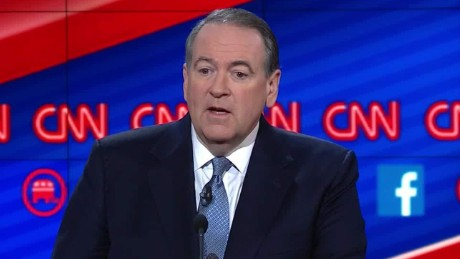 mike huckabee cnn gop debate introduction opening statement government trust 3_00000112