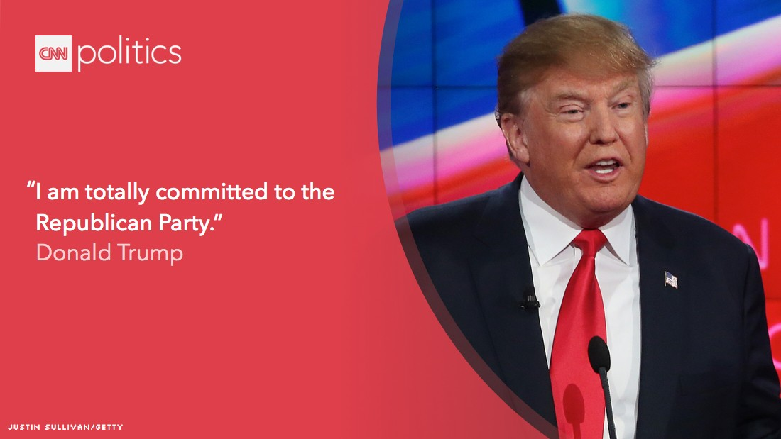 donald trump quote graphic