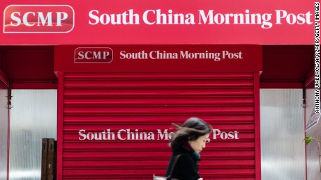 Concerns have been raised over whether the South China Morning Post will retain its independence under Alibaba.