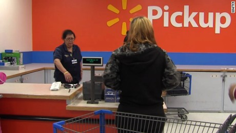"""Layaway services have re-emerged in recent years as a popular way to pay for gifts a little bit at a time. At a Harrisburg Walmart Monday, there was nothing little about one man's generosity.  Some Midstate shoppers received an extra Christmas gift from a man known only as Santa B.  The pitter-patter of holiday shoppers, less than two weeks from Christmas morning, grows louder by the day.  At the layaway counter, actions spoke even louder.  """"Today was definitely a big deal,"""" said Christy Evans, manager at the Walmart store on Grayson Road.  """"It's been a rough year this year,"""" shopper Tracy Folks said. She went to store Monday afternoon after getting a call from her mom.  """"And I started crying right away on the phone,"""" she said, """"because I was actually going to have to cancel my layaway.""""  She didn't have to. And neither did anyone else.  Santa B saw to that.  """"Probably about 1 this afternoon, I had an anonymous donor come in,"""" Evans said.  He paid off what others were working to pay off. """"It was specifically the holiday layaways,"""" she said."""