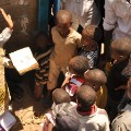 Mathare Foundation street preacher