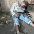 Mathare Foundation drunkard
