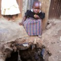 Mathare Foundation girl hole 2